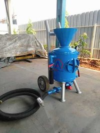 Micro Mobile Blasting equipment