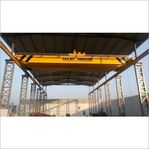 15 Ton DG EOT Crane