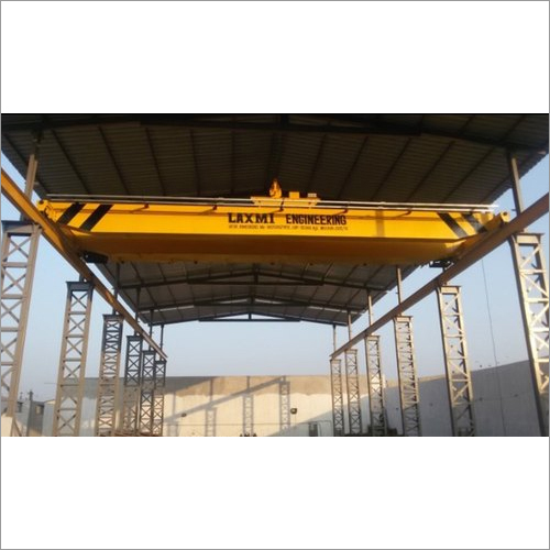 25 Ton DG EOT Crane