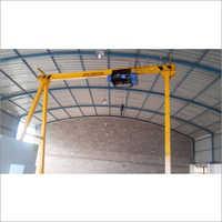 2 Ton Gantry Crane With Hoist