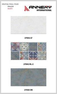 300X600 Matt Finished Designer Wall Tiles