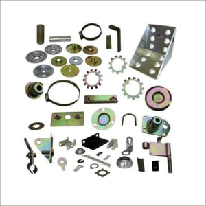 Industrial Precision Welded Component
