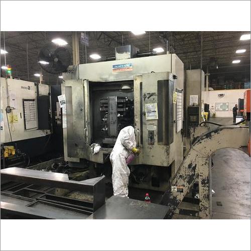 CNC Machine Solutions Services