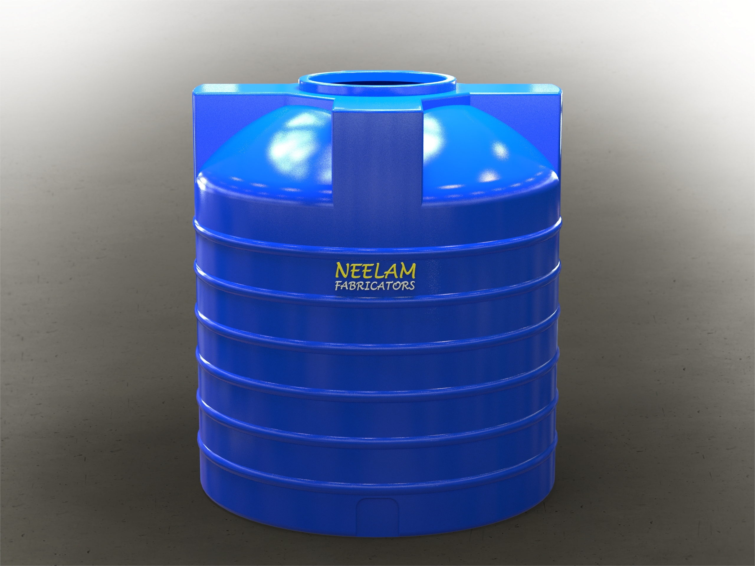 Plastic Water Tank Mould