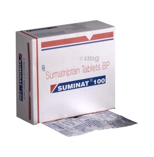 Suminat 100mg Tablet