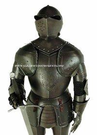 Crusader Combat Full Body Armour