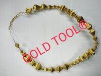 Gold Tool Zigzag Italian Chakupara Machine