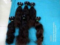 INDIAN VIRGIN SHORT HUMAN HAIR EXTENSIONS