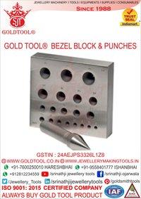 Gold Tool Bezel Block Set