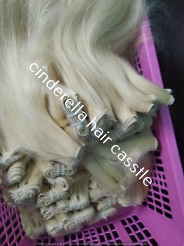 Bulk Blonde Human Hair