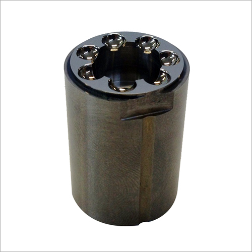 Tungsten Carbide Punch For Sphere Bearing Process