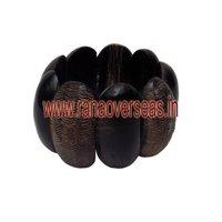 Horn Bangle Bracelet For Woman & Girls