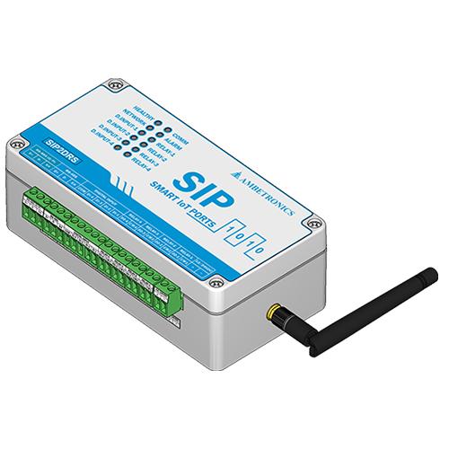 Digital Input based IoT Gateway