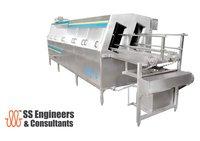 Industrial Crate Washer Machine