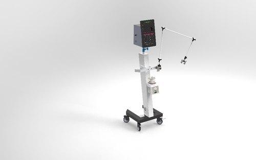 AGVA HEALTHCARE ICU Ventilator