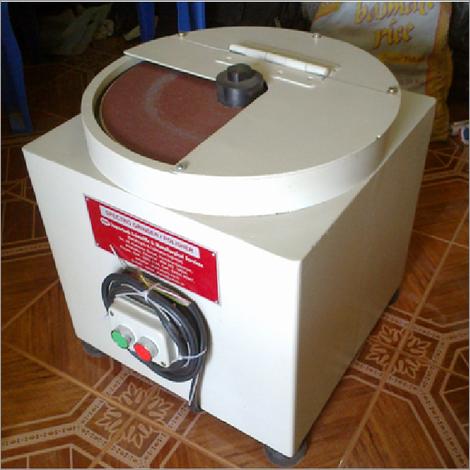 Spectro Table Top Polishing Machine