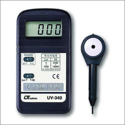UV Intensity Meter