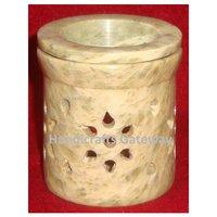 Natural Soapstone Different Design Aroma Diffuser