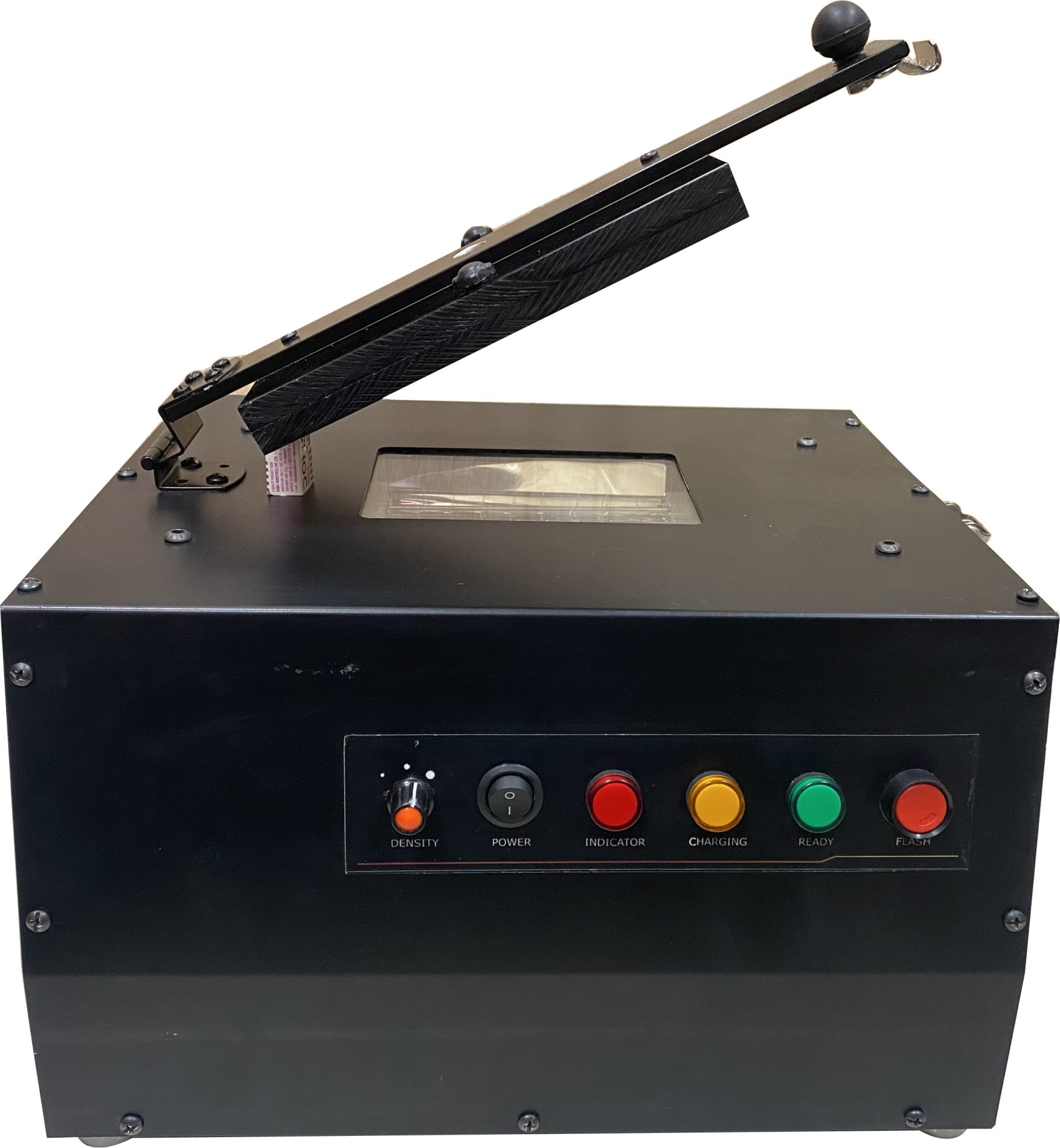 4 Tube High Power Pre Ink Stamp Making Machine