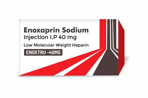 Enoxaparin Injection 40 MG