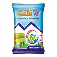 Ammonium Salt Of Glyphosate 71% SG Herbicide