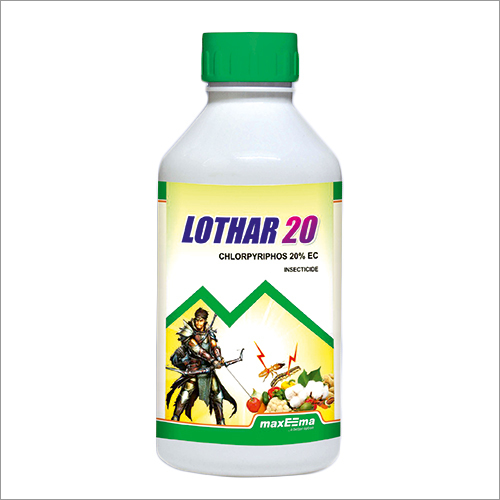 Chlorpyriphos 20% EC Insecticide