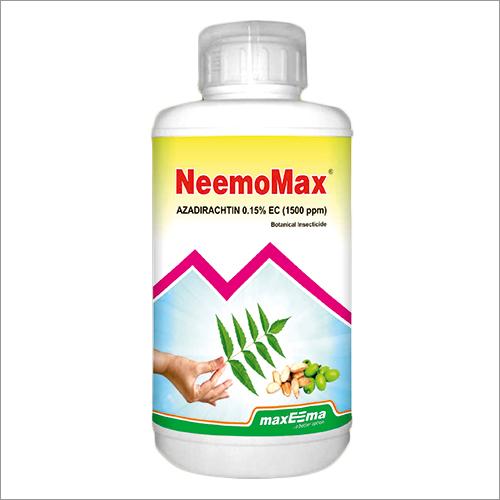 Azadirechtin 0.15% EC (1500 PPM) Bio Rotational Insecticide