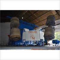 2 Straight Arm Bi Axial Machine