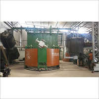 Rotomoulding Machine For Water Tank
