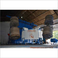 Neelam Rotomoulding Tank Making Machine