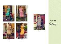 Gulzaar Vol 2 By Amyra Designer Pure Jaam Silk Cottan Suits Catalogue
