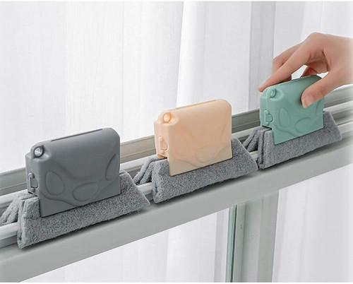 Window Brush Dust Cleaner