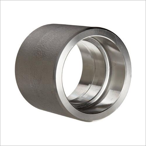 Stainless Steel Half Coupler
