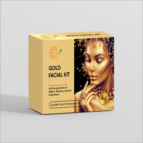 Gold Radiance Facial Kit (6 in 1)