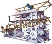 Eight Colour Flexographic Printing Machine