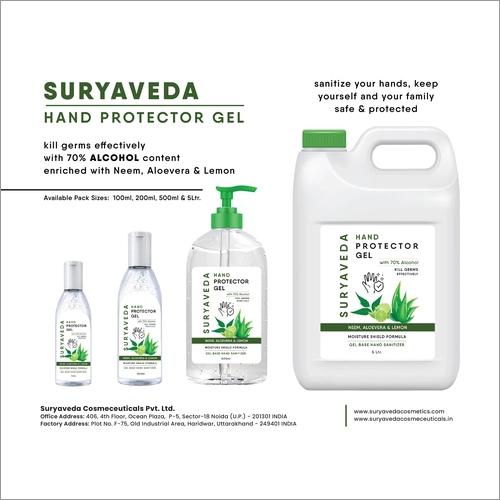 Private Label Hand Sanitizer
