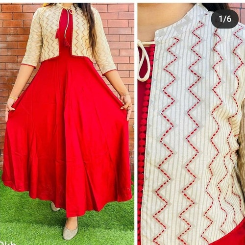 westren dresses