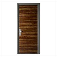 Galvanised Steel door