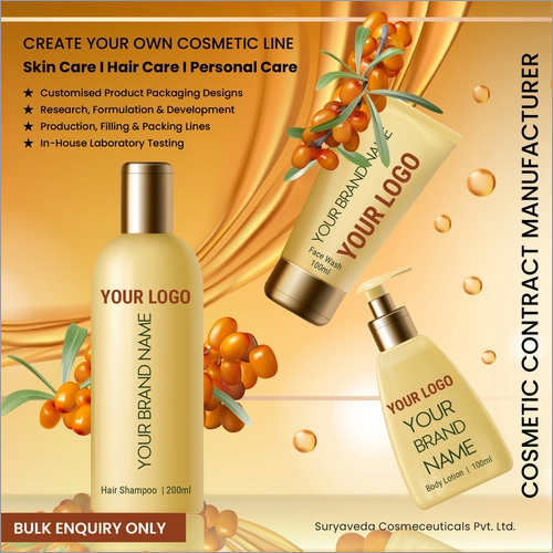 Top Cosmetic Contract Manufacturer In India
