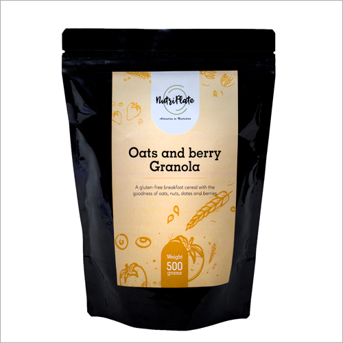 Oats Berry Granola