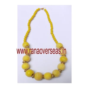 Handmade Beads Necklace For Women And Girls
