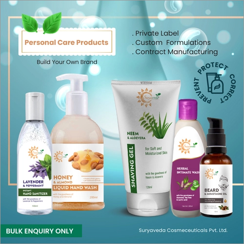 Personal Care Products Manufacturer