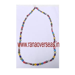Multi Colour Beads Necklace For Women And Girls