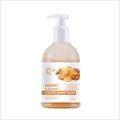 Liquid Hand Wash Soap Manufacturer