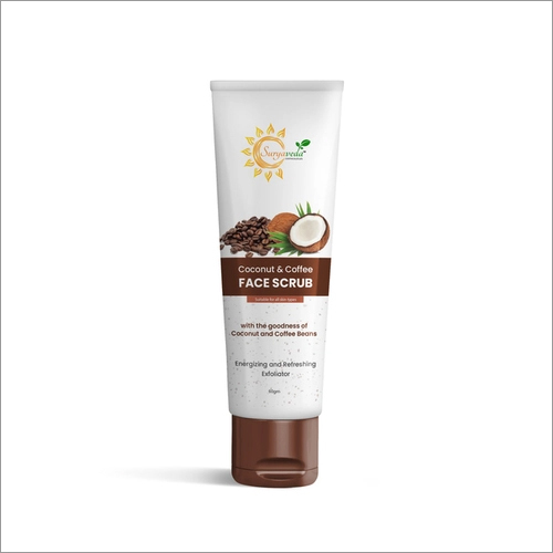 Third Party Manufacturing Of Face Scrub