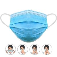 whole disposable face mask with good quality