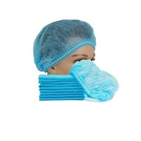 wholesale disposable non woven mob cap with good quality