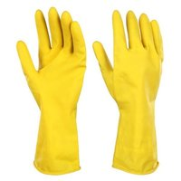 wholesale latex household gloves with good quality