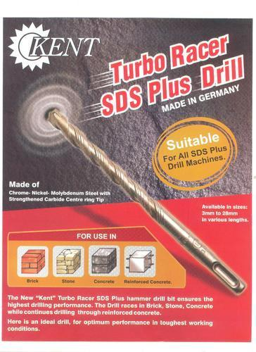 Kent SDS Plus Hammer Drill bit
