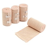 wholesale Medical Elastic Crepe Bandages for wound care